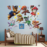PAW Patrol Puppies Collection Wall Decal