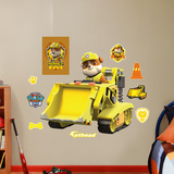 PAW Patrol: Rubble's Digger Wall Decal