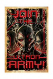The Avengers: Age of Ultron - Join the Ultron Army Art