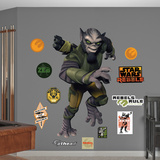Star Wars Rebels: Zeb Orrelios Wall Decal