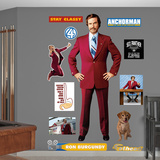 Anchorman Ron Burgundy Wall Decal