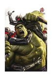 The Avengers: Age of Ultron - Hulk Prints