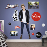 The Vamps: James McVey Wall Decal