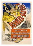 Bonnard Bidault Posters by Jules Chéret