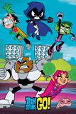 Teen Titans Go Cast Fotografía