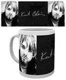 Kurt Cobain - Signature Mug Mug