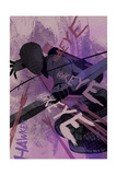 The Avengers: Age of Ultron - Hawkeye Design Prints