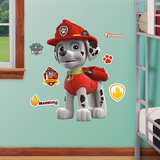 PAW Patrol: Marshall - Fathead Jr Wall Decal
