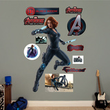 Black Widow - Age of Ultron Wall Decal