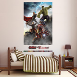 The Avengers: Age of Ultron Mural Wall Mural