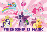My Little Pony Friendship Is Magic Print