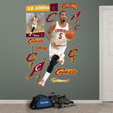J.R. Smith Wall Decal