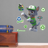 PAW Patrol: Rocky - Fathead Jr Wall Decal