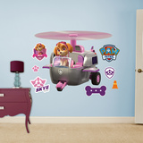 PAW Patrol: Skye's Helicopter Wall Decal