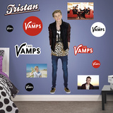 The Vamps: Tristan Ecans Wall Decal