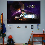 Miles From Tomorrowland Mural Wall Mural