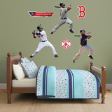 Dustin Pedroia Hero Pack Wall Decal