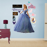 Cinderella Movie Wall Decal