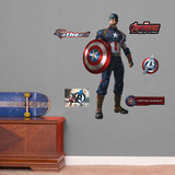 Captain America - Age of Ultron - Fathead Jr Wall Decal