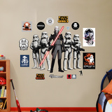 Star Wars Rebels: The Inquisitor and Stormtroopers Wall Decal