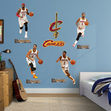 Cleveland Cavaliers Power Pack Wall Decal