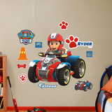 PAW Patrol: Ryder's ATV Wall Decal