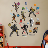 Star Wars Rebels Collection Wall Decal