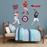 Bryce Harper Hero Pack Wall Decal