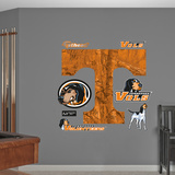 Tennessee Volunteers Realtree Logo Wall Decal