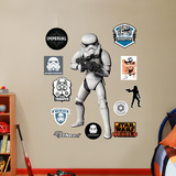 Star Wars Rebels: Stormtrooper Wall Decal