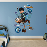 Miles from Tomorrowland: Miles & Merc Wall Decal