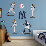 New York Yankees Power Pack Wall Decal