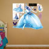 Cinderella - Opulent Elegance Wall Decal