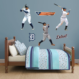 Miguel Cabrera Hero Pack Wall Decal