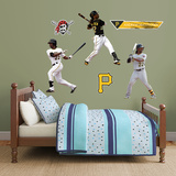 Andrew McCutchen Hero Pack Wall Decal