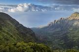 Na Pali Coast, Kauai, Hawaii Photographic Print by Paul Souders