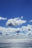 Cloud Impression at Ocean Photographic Print by Frank Krahmer