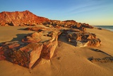 Cliff Landscape at Cape Leveque Photographic Print by Frank Krahmer
