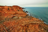 Cliff Landscape at Gantheaume Point Photographic Print by Frank Krahmer