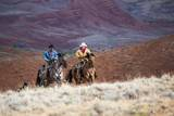 Cowboys at Full Gallop Photographic Print by Terry Eggers