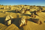 Erosion Landscape Pinnacles Photographic Print by Frank Krahmer