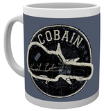 Kurt Cobain - Come As You Are Mug Mug