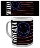 Nirvana - Flag Mug Mug