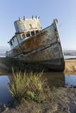 Point Reyes Shipwreck, Inverness, California Photographic Print by Paul Souders