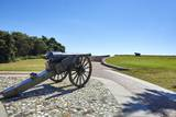 Fort Macon Photographic Print by Gary Carter