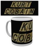 Kurt Cobain - Name Mug Mug