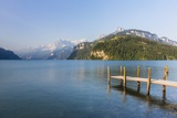 Lake Lucerne Photographic Print by Frank Lukasseck