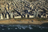 Tel Aviv from Above. Photographic Print by Stefano Amantini