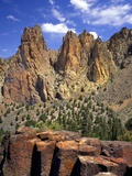 Smith Rock, Oregon Photographic Print by Steve Terrill