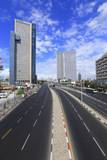 Azrieli Towers. Photographic Print by Stefano Amantini